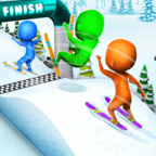 滑雪战场对决
