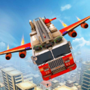 飞行消防车变身机器人Flying Fire Truck Robot游戏